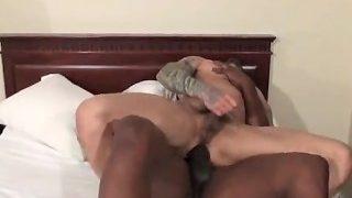 Hot bareback