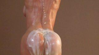 Nikki Benz as Kim Kardashian in Gold Digger Porn Music Video Parody